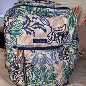 Vera Bradley backpack and laptop case